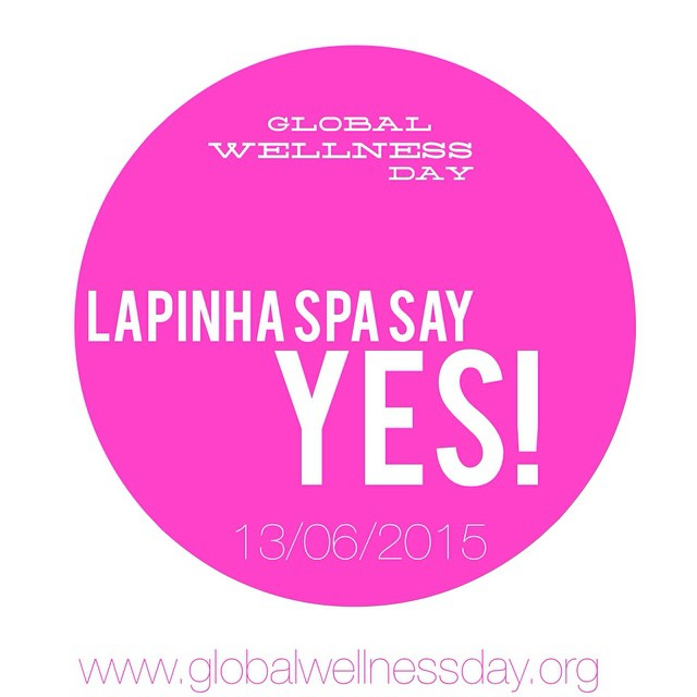 {Novidade} A Lapinha Spa apoia oficialmente o @globalwellnessday! Essa iniciativa super bacana criada por @belnua vai promover no mundo todo uma campanha pelo BEM ESTAR, e a Lapinha estará por trás ajudando e incentivando vocês a aderirem também! Mais novidades em breve! ........................ Lapinha Spa is officialy supporting the @globalwellnessday and we have the mission to help you be a part of it too!! Say Yes to Global Wellness Day!! #globalwellnessday #sayyes #isayyes #sayyestowellness #lapinhspa #parceria #support #bemestar #wellness