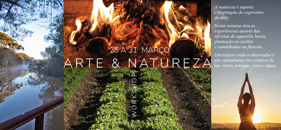 Workshop Arte e Natureza